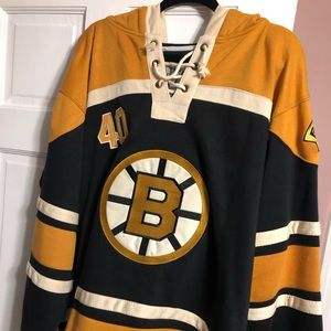 Hockey sweatshirt jersey